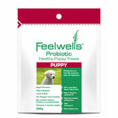 Feelwells Probiotic Healthy Puppy Treats 200g