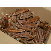 Hollings Natural Dog Treat Dried Sausages Bulk 3kg