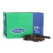 Hollings Natural Dog Treat Sticks Tripe Bulk 2.5kg