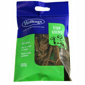 Hollings Sticks Tripe Carrier Bag 500g
