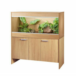 Reptile Vivariums, Housing & Cabinets