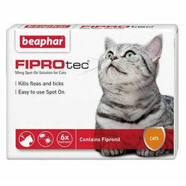 Cat Flea, Tick & Wormers