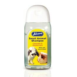 Small Pet Shampoos