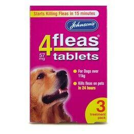 Dog Flea Treatments