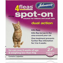 Cat Flea Treatments