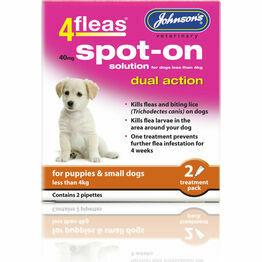 Puppy Flea Treatments
