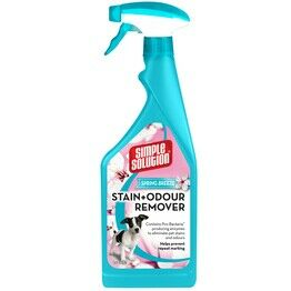 Dog Stain & Odour Removal