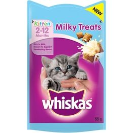 Kitten Treats & Milk