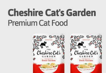 cheshire cats garden