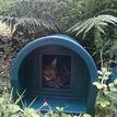 Mr Snugs Katden Outdoor Cat Kennel - Dark Green additional 4