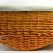 Vital Pet Products Wicker Cat/Dog Basket & Cushion Pet Bed - Various Sizes additional 3