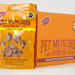 16 x Mix & Match Pet Munchies 100% Natural Dog Treats Pouch additional 8