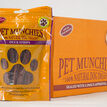 16 x Mix & Match Pet Munchies 100% Natural Dog Treats Pouch additional 11
