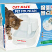Cat Mate Pet Drinking Water Fountain - 2ltr additional 1