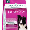 Arden Grange Performance Fresh Chicken & Rice Adult Dog Food additional 1