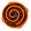 Outward Hound Fun Feeder Orange Slow Feed Dog Bowl - Mini additional 1