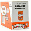 8 x 60g Dreamies Cat Treats With Chicken - Bulk Packs additional 1