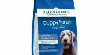 The Benefits Of Arden Grange Dog Food