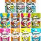 8 x Dreamies Kitten & Adult Cat Treats Mixed Flavour Food Bulk Pack additional 1