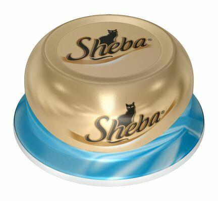24 x 80g Sheba Dome Prime Cuts Tuna