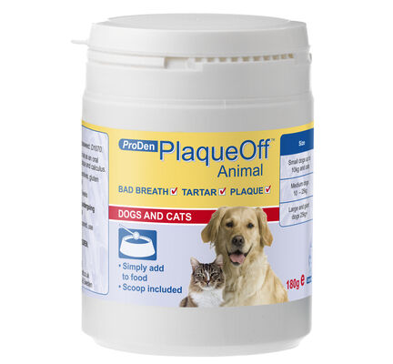 ProDen PlaqueOff Animal Dogs & Cats Oral Dental Supplement