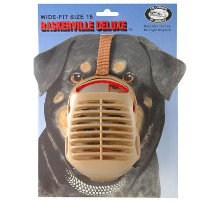 Baskerville Deluxe Brown Muzzle