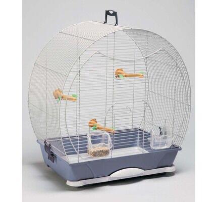 Savic Evelyne 40 Bird Cage Silver 52x32.5x55cm