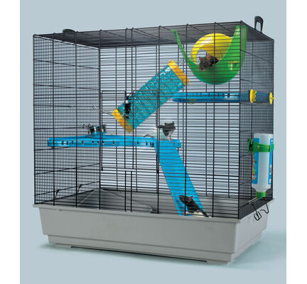 Savic Freddy 2 Max Rat/Hamster Cage - 80x50x80cm