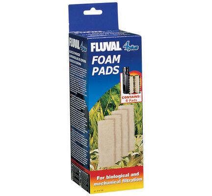 Fluval 4 Plus Replacement Foam Insert 4pack