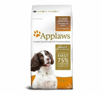 Applaws Small & Medium Breed Adult Chicken Dry Dog Food