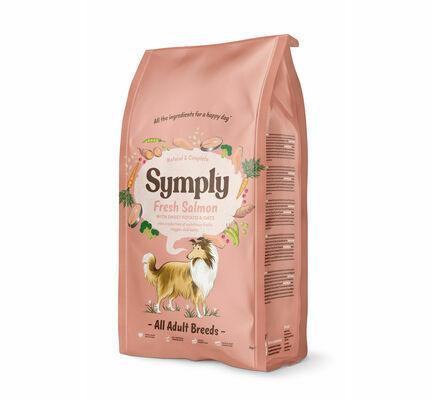 Symply Adult Salmon & Potato Dry Dog Food