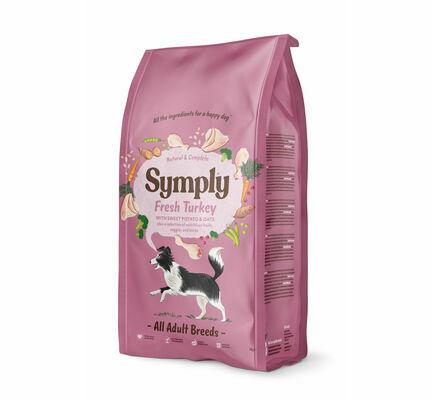 Symply Adult Turkey & Rice Dry Dog Food