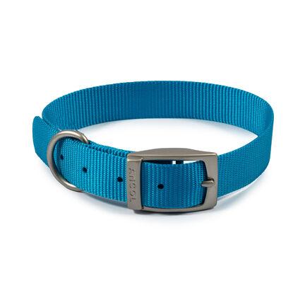 Ancol Viva Nylon Collar Blue