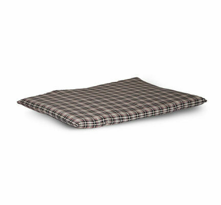 Danish Design Classic Check Cream Standard Duvet