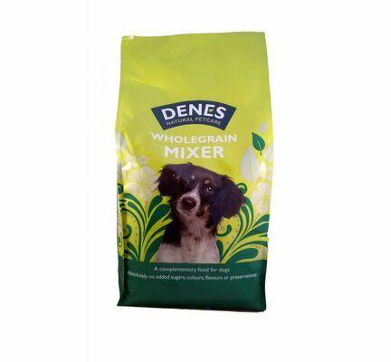 Denes Natural Wholegrain Mixer Dog Food