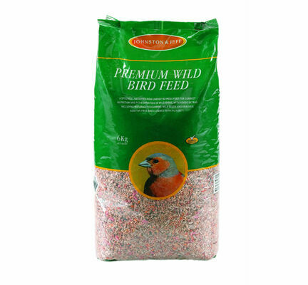 Johnston & Jeff Premium Wild Bird Food