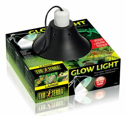 Exo Terra Glow Light & Reflector