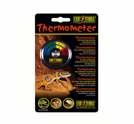 Exo Terra Dial Analogue Thermometer
