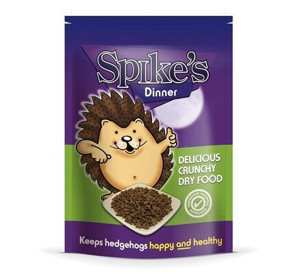 Spike's Dinner Hedgehog Crunchy Dry Food