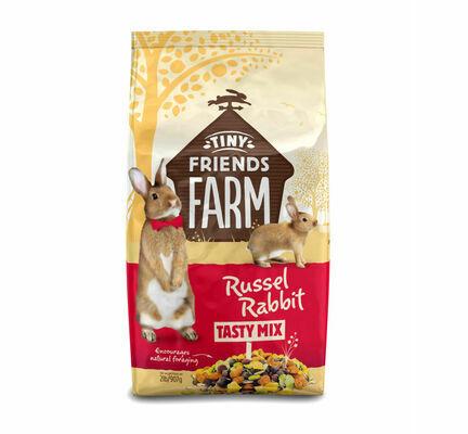 Supreme Russel Rabbit Tasty Mix Rabbit Food