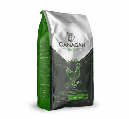 Canagan Free-Run Chicken Grain-Free Dry Cat Food