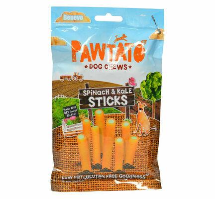 12 x Benevo Pawtato Sticks Vegetarian 120g