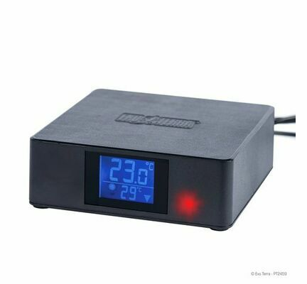 Exo Terra Dimming/Pulse Thermostat With Day/Night Function 600w