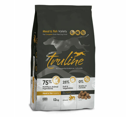Truline Meat and Fish Variety Grain-Free Dry Dog Food