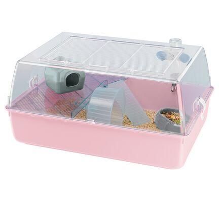 Ferplast Mini Duna Hamster Cage - Various Colours