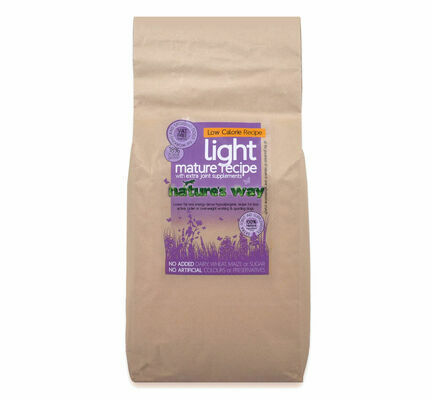 Nature's Way Working Dog Mature & Light Dry Dog Food