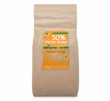 Nature's Way Working Dog Chicken Dry Dog Food