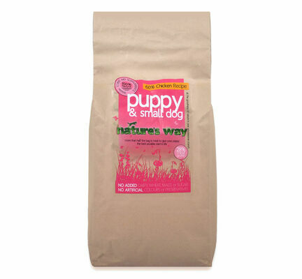 Nature's Way Puppy & Small Dog Dry Dog Food