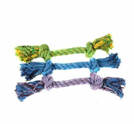 HappyPet Nuts For Knots Rope Tug Toy