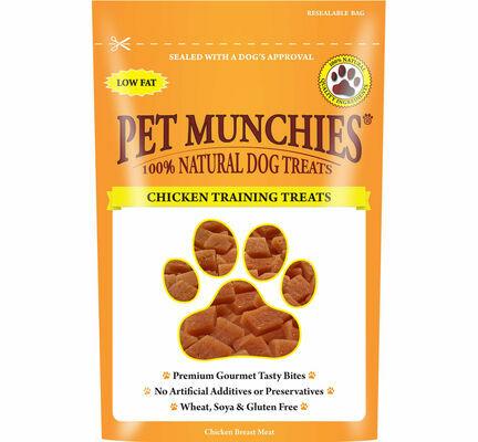 Pet Munchies Natural Chicken Training Treats